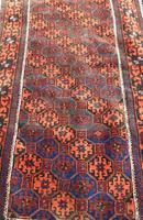 Good Antique Baluch Carpet (2 of 8)