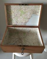 Small Victorian Deed Box (4 of 4)