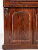 Elegant Victorian Mahogany 2 Door Side Cabinet (6 of 7)