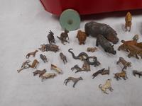 Vintage Wooden Noah's Ark Toy (3 of 8)