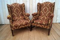 Pair of Chairs for re-upholstery (9 of 12)