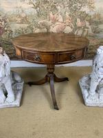 Victorian Drum Table (4 of 7)