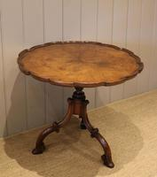 Good Quality Low Walnut Table (2 of 10)