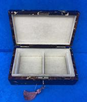 1960s Tortoiseshell Fitted Jewellery Box (7 of 8)