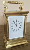 Large Fine Repeat Strike Carriage Clock (4 of 12)