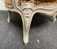 Pair of French Bergere Chairs Original Finish (7 of 14)