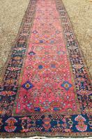 Antique Kurdish Runner Carpet (4 of 6)