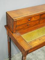French Rosewood Writing Table (4 of 12)
