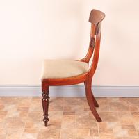 Set of Eight 19th Century Mahogany Dining Chairs (10 of 26)