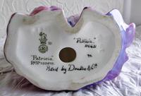 "Vintage Royal Doulton English Porcelain Figurine ~ ""Patricia"" ~ HN 1431 (5 of 5)"
