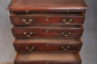 18th Century Mahogany Chest of Drawers (9 of 12)