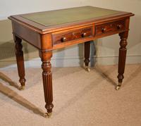William IV Mahogany Small Writing Table (5 of 6)