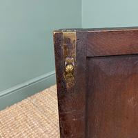 Quality Victorian Solid Oak Antique Cupboard (2 of 7)