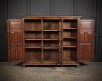 Ipswich Oak Bookcase (8 of 11)