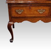 George III Oak Cabriole Leg Dresser (9 of 12)