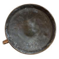 Victorian Copper 2 Gallon Measure c.1860 (2 of 5)