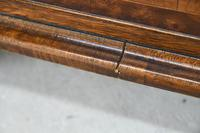 Walnut Oyster Veneer Chest of Drawers (8 of 12)