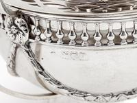 William Comyns Edwardian Silver Potpourri Bowl (5 of 6)