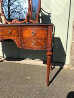 Quality Antique Mahogany Dressing Table (6 of 12)