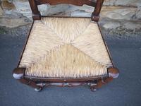 Set of 12 Oak Ladder Back Dining Chairs - Royal Oak Furniture (15 of 15)