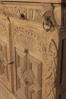 Stunning Pair of Raw Oak Side Cabinets (14 of 19)