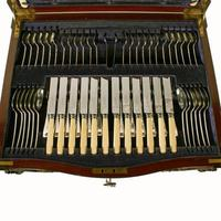 148 Piece Silver Canteen of Cutlery (4 of 8)