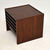 Vintage Danish Rosewood Illums Bolighus Nesting Tables (3 of 16)