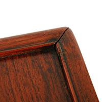 Late 19th Century Chinese Rosewood Stand (8 of 8)
