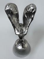 Elegant Nubile Rolls Royce Spirit of Ecstasy Wraith Car Mascot Sculpture Charles Sykes (28 of 43)