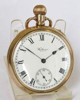 Antique Waltham Traveler Pocket Watch, 1917 (2 of 5)