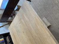 Large Wide Oak Refectory Table (9 of 13)