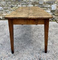 Large French Sycamore & Elm Farmhouse Table (11 of 21)