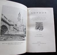 1900 London by Walter Besant - Fine Riviere Leather Binding - Illustrated Edition (2 of 4)