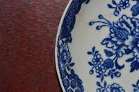 18th Century Liverpool Saucer - 'Three Stamens' pattern by J J or S Pennington (2 of 4)