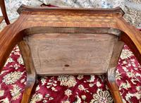 Pair of French Parquetry / Marquetry Side Tables (17 of 20)