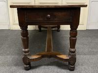 Early 18th Century French Walnut Console Table (11 of 28)