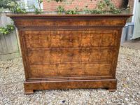 Louis Philippe Commode in Burr Walnut (5 of 7)