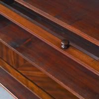 Mahogany 5 Door Sectional Bookcase (7 of 11)