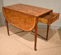 Sheraton Period 18th Century Pembroke Table (8 of 10)