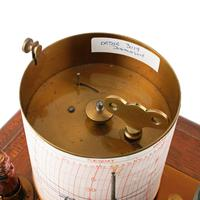 Edwardian Oak Cased Barograph (7 of 8)