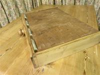 Victorian Pine Kitchen Table c.1860 (6 of 8)
