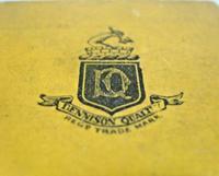 Antique Dennison Pocket Watch Box 1930s Original Presentation Protective Box (9 of 12)