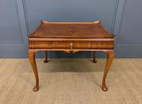 Burr Walnut Coffee Table by Charles Tozer