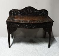 Georgian Mahogany Console/Side Table