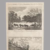 19th Century Etchings of the Ostiacks & Kamptschatka (3 of 3)