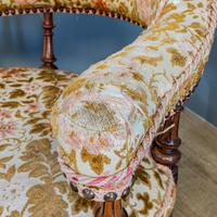 19th Century Easy Chair (6 of 8)