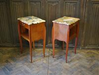 Pair of French Bedside Cabinets c.1930 (4 of 6)