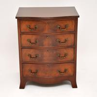 Antique Mahogany Chest of Drawers (3 of 8)
