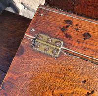 18th Century Oak Spoon Rack & Spoons (7 of 9)