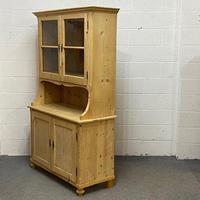 Large Antique Pine Dresser (4 of 5)